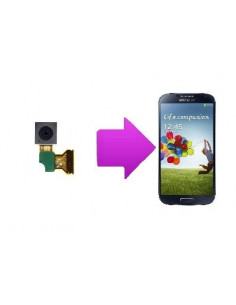 Changement Camera arriere SAMSUNG Galaxy S4 mini