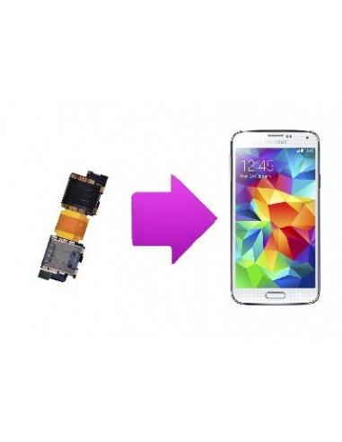 -changlecteursimsams5-Changement lecteur SIM SAMSUNG Galaxy S5