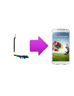 Changement connecteur de charge Samsung Galaxy S4