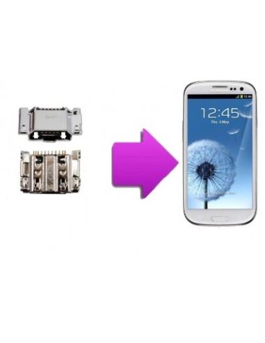 -chconnetdechargesamsunggalaxys3-Changement connecteur de charge Samsung Galaxy S3