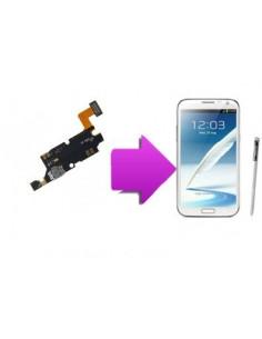 Changement connecteur de charge SAMSUNG Galaxy note 2