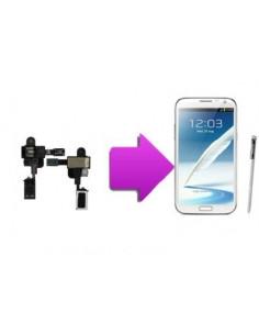 Changement nappe jack/écouteur interne SAMSUNG Galaxy Note 2
