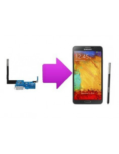 Changement connecteur de charge SAMSUNG Galaxy note 3