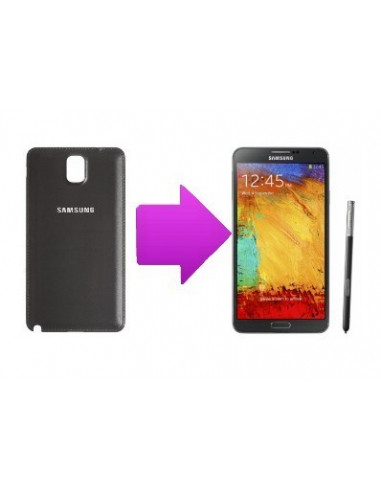 -changcachebatsamn3-Changement cache batterie pour SAMSUNG Galaxy Note 3
