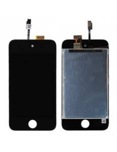 Changement vitre tactile + LCD iPod Touch 4