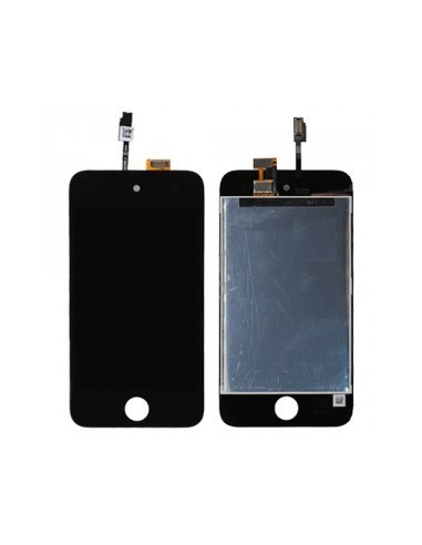 -changvitre+lcdipodtouch4g-Changement vitre tactile + LCD iPod Touch 4