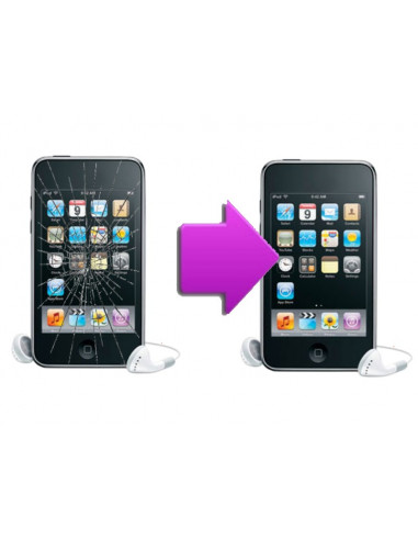 -changvitretactileipodtouch2g3g-Changement vitre tactile iPod Touch V2/V3