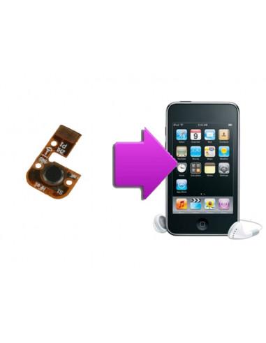 -changnappeboutonhomeipod2g3g4g-Changement nappe bouton home iPod V2/V3/V4
