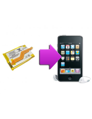 -changbatoriginaleipod2g3g4g-Changement batterie originale iPod V2,V3,V4
