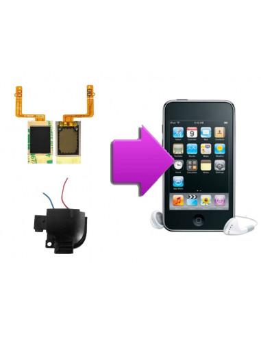 -hanghaut-parleuripod2g3g4g-Changement haut-parleur iPod V2,V2,V4
