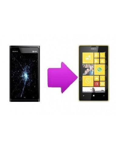 -changlcdnl520-Changement écran lcd Nokia Lumia 520