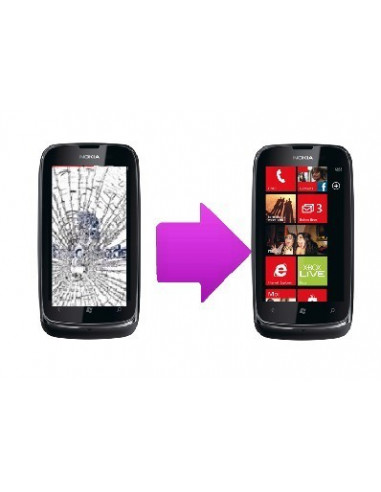 -changtactilenl610-Changement tactile Nokia Lumia 610