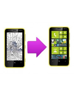 Changement tactile Nokia Lumia 620