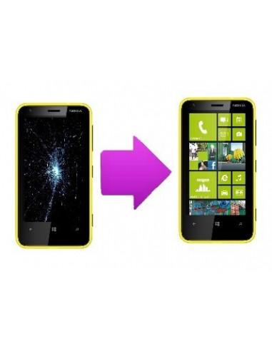 -changlcdnl620-Changement écran lcd Nokia Lumia 620