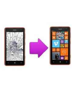 Changement tactile Nokia Lumia 625