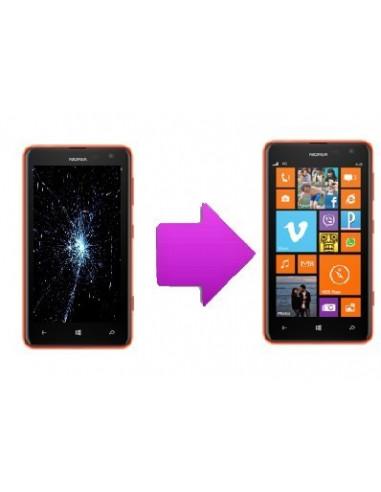 -changlcdnl625-Changement écran lcd Nokia Lumia 625