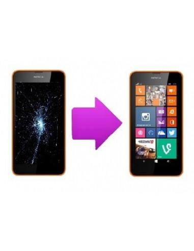 -changblocnl630/635-Changement bloc écran Nokia Lumia 630/635