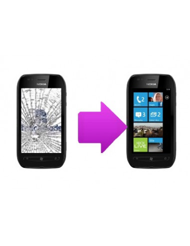 -changtactilenl710-Changement tactile Nokia Lumia 710