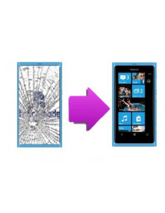 Changement bloc écran Nokia Lumia 800