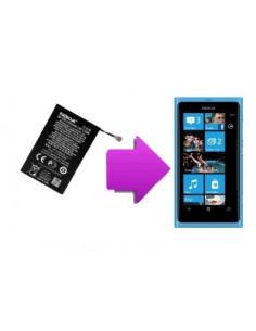 Changement batterie Nokia 800