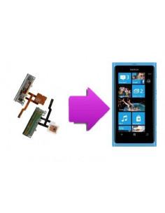 Changement nappe micro Nokia Lumia 800
