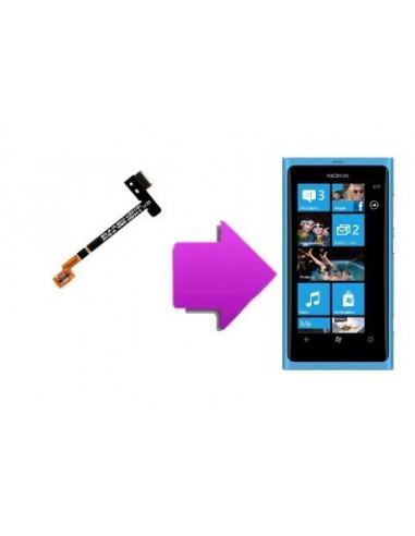 -changcapteurdeproxnl800-Changement nappe capteur de proximité Nokia Lumia 800