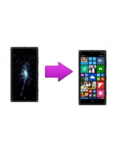-changlcdtactilenl830-Changement bloc écran LCD + Tactile Nokia Lumia 830
