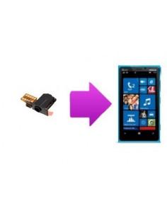 Changement nappe écouteur Lumia 920
