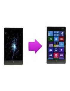 Changement bloc écran Nokia Lumia 930