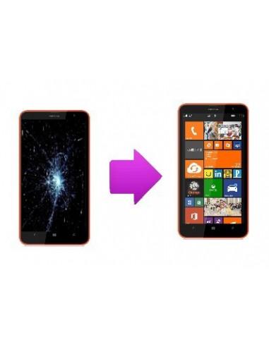 -changblocécrannl1320-Changement bloc écran Nokia Lumia 1320