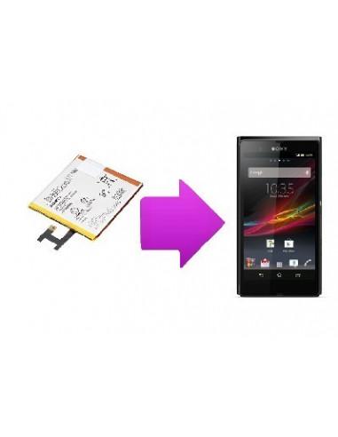 -changbatteriexz-Changement batterie Sony Xperia Z