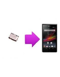 Changement connecteur de charge Sony Xperia Z