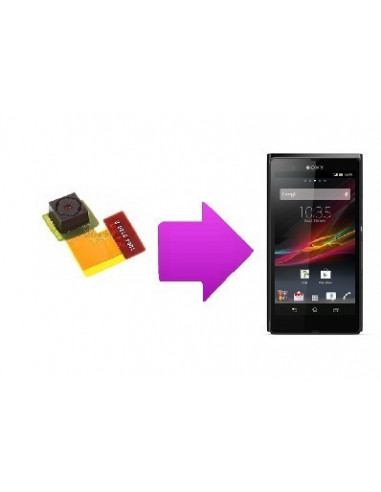-changcameraavsonyxz-Changement camera avant Sony Xperia Z
