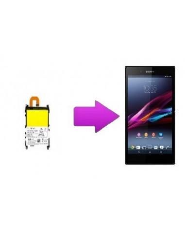 -changbatteriesonyxz1-Changement batterie Sony Xperia Z1