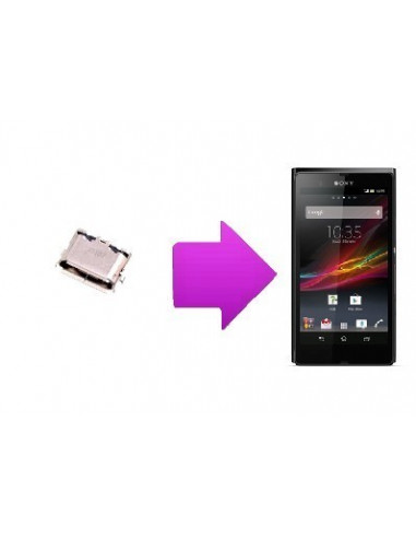 -changconnecteurchargesonyxz1-Changement connecteur de charge Sony Xperia Z1