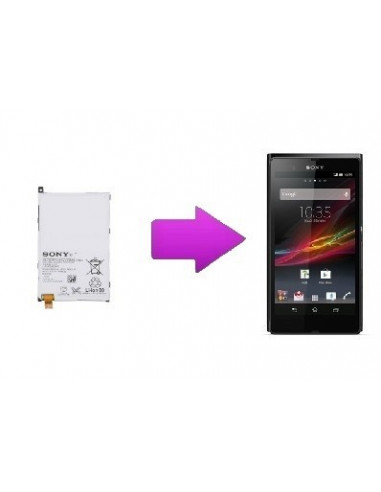 -changbatteriesonyxz1-Changement de batterie Xperia Z1 compact