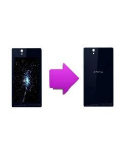 Changement vitre arrière Sony Xperia z2