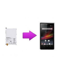 Changement batterie Sony Xperia Z2