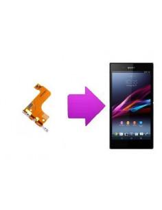 Changement connecteur de charge Sony Xperia Z2
