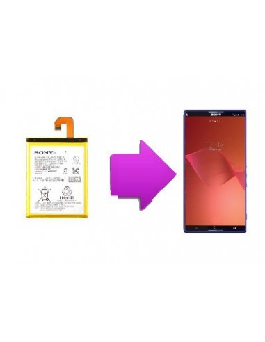 -changbatteriesonyxz3-Changement batterie Sony Xperia Z3