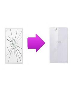 Changement vitre arrière Sony Xperia Z3 Compact