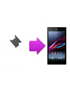 Changement Rack sim Sony Xperia Z Ultra