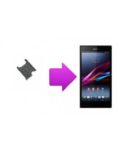 -changracksimsonyxzultra-Changement Rack sim Sony Xperia Z Ultra