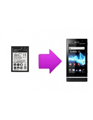 -changbatteriesonyxu-Changement batterie Sony Xperia U