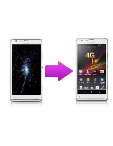 -changlcdsonyxsp-Changement écran LCD Sony Xperia SP
