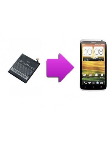 -changbatteriehtconex-Changement batterie HTC One X / One S