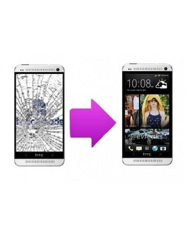 -changtactilelcdhtconem7-Changement bloc complet tactile + LCD pour HTC One M7
