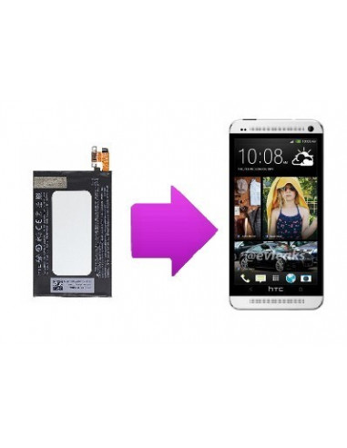 -changbatteriehtconem7-Changement batterie HTC one M7
