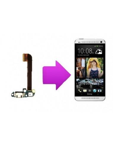 -changconnecchargemicrohtconem7-Changement connecteur de charge + micro HTC one M7