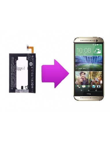 -changbatteriehtconem8-Changement batterie HTC one M8
